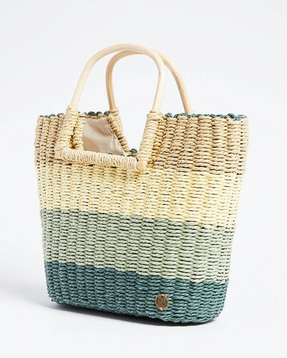 1 Ride The Waves Shoulder Bag Green 6603121 Billabong