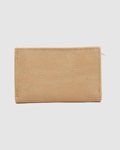2 Lu Lu Wallet Beige 6603201 Billabong