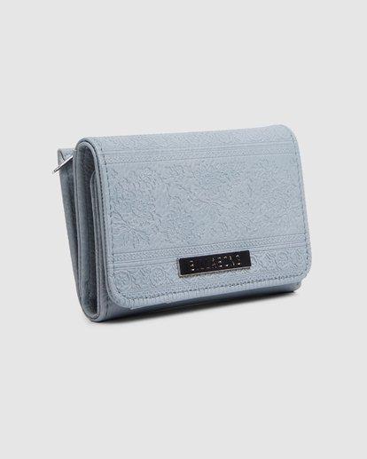 2 Lu Lu Wallet Blue 6603201 Billabong