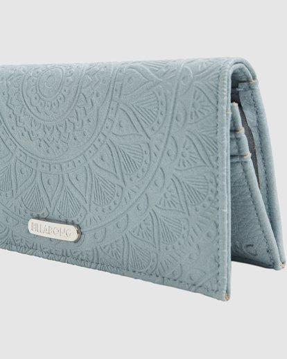 4 Daybreak Wallet Blue 6603205 Billabong