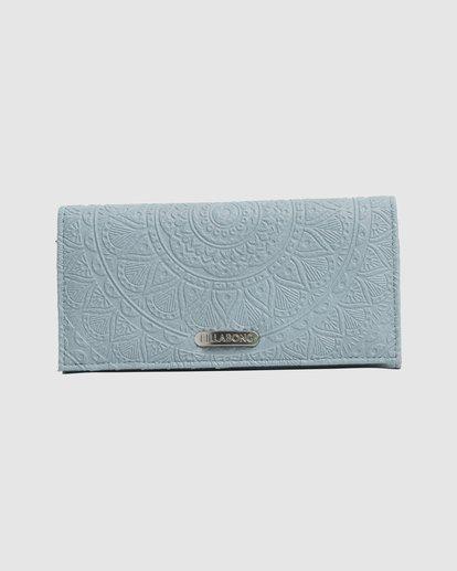 0 Daybreak Wallet Blue 6603205 Billabong