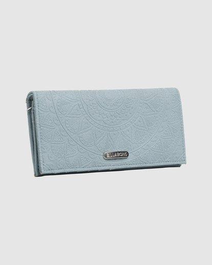 1 Daybreak Wallet Blue 6603205 Billabong