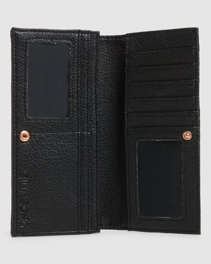 3 Daybreak Wallet Black 6603205 Billabong