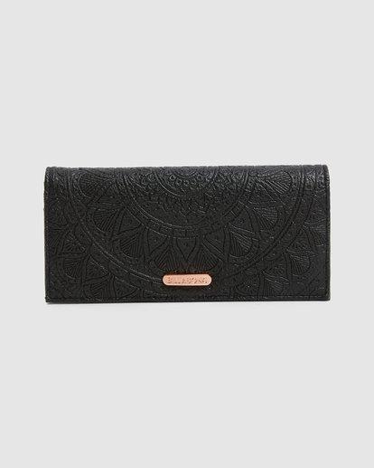0 Daybreak Wallet Black 6603205 Billabong