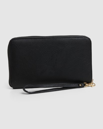 1 Crystal Skies Wallet Black 6603207 Billabong