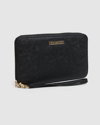 2 Crystal Skies Wallet Black 6603207 Billabong