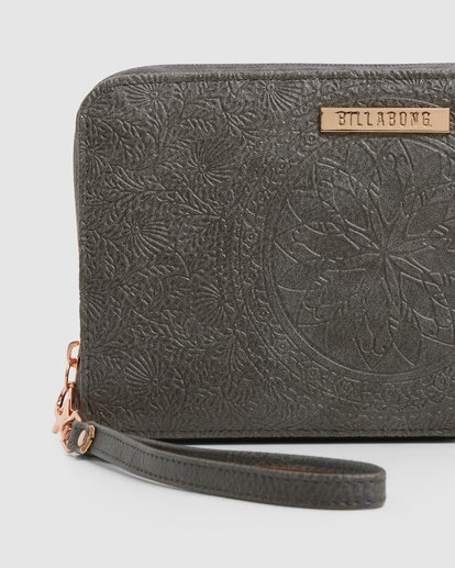 5 Crystal Skies Wallet Grey 6603207 Billabong
