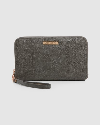 0 Crystal Skies Wallet Grey 6603207 Billabong