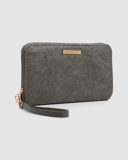 2 Crystal Skies Wallet Grey 6603207 Billabong