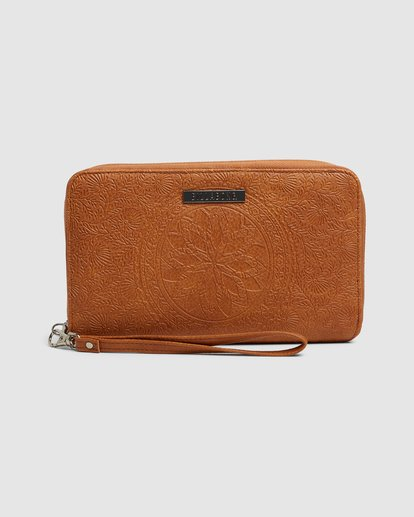 0 Crystal Skies Wallet Beige 6603207 Billabong