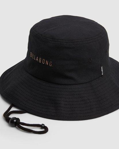 3 Jane Hat Black 6603301 Billabong
