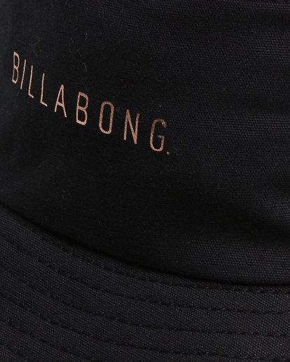 4 Jane Hat Black 6603301 Billabong