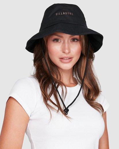 5 Jane Hat Black 6603301 Billabong