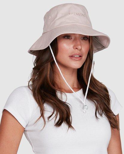 6 Jane Hat Beige 6603301 Billabong