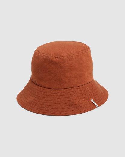 0 Summer Love Hat Brown 6603305 Billabong