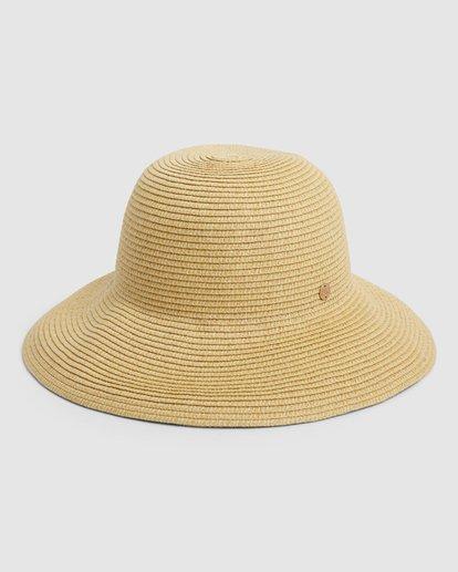 1 Vacay Hat Beige 6603306 Billabong