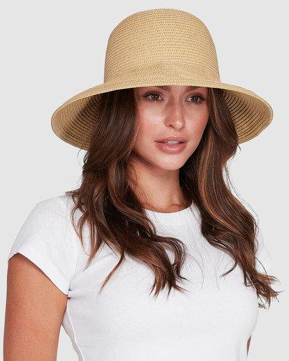 5 Vacay Hat Beige 6603306 Billabong
