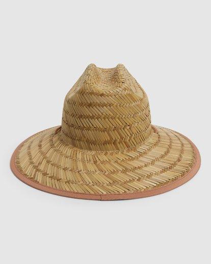 2 Tipton Hat Brown 6603307 Billabong
