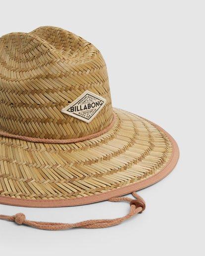 3 Tipton Hat Brown 6603307 Billabong