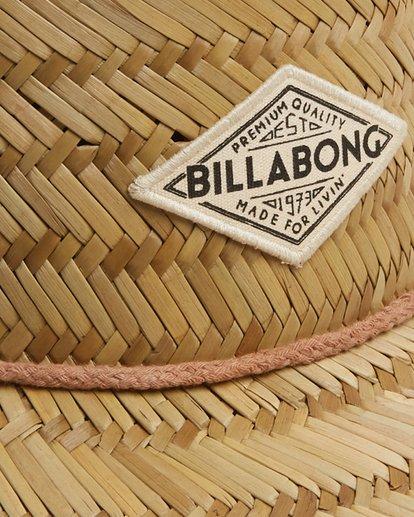 4 Tipton Hat Brown 6603307 Billabong