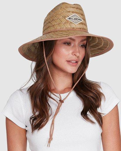 5 Tipton Hat Brown 6603307 Billabong