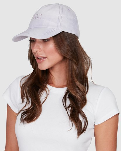 5 Sun Bleached Cap Purple 6603316 Billabong