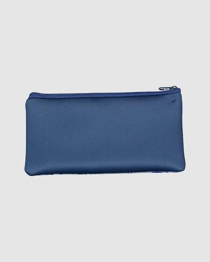 1 Gracefull Pencil Case Blue 6603501 Billabong