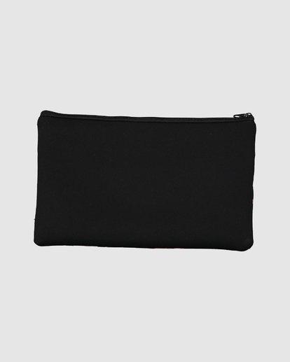 1 Eden Pencil Case Black 6603502 Billabong