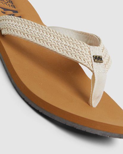 6 Kai Sandals White 6603813 Billabong