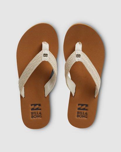 7 Kai Sandals White 6603813 Billabong