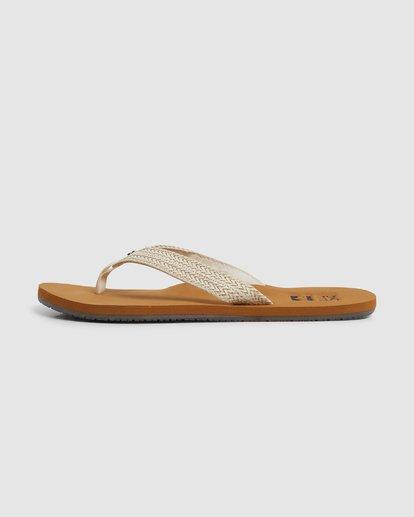3 Kai Sandals White 6603813 Billabong