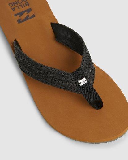 6 Kai Sandals Black 6603813 Billabong
