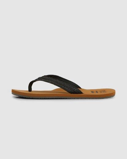 3 Kai Sandals Black 6603813 Billabong