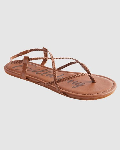 1 Crossing Over 3 Sandals Beige 6603815 Billabong