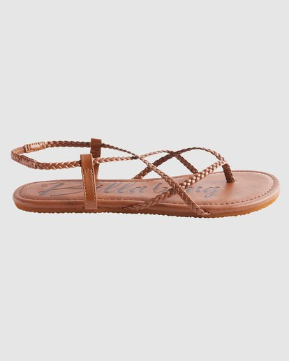 3 Crossing Over 3 Sandals Beige 6603815 Billabong