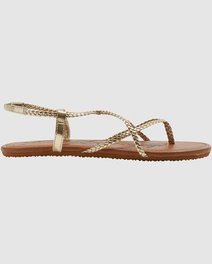 1 Crossing Over 3 Sandals White 6603815 Billabong