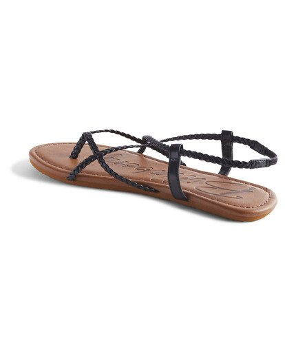 2 Crossing Over 3 Sandals Black 6603815 Billabong
