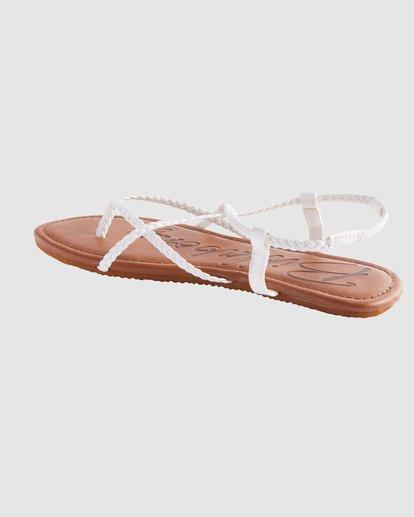 2 Crossing Over 3 Sandals White 6603815 Billabong