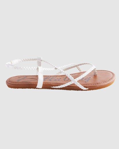 3 Crossing Over 3 Sandals White 6603815 Billabong