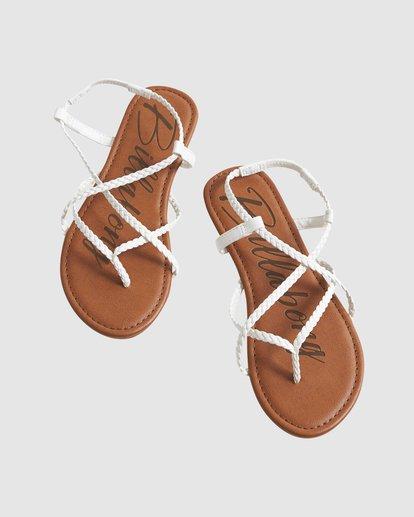 4 Crossing Over 3 Sandals White 6603815 Billabong