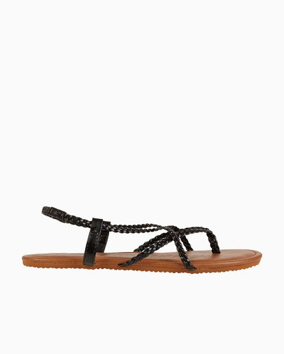 4 Crossing Over 3 Sandals Black 6603815 Billabong