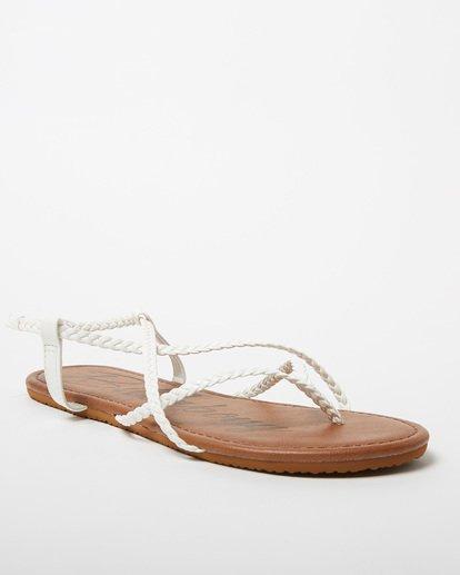 8 Crossing Over 3 Sandals White 6603815 Billabong