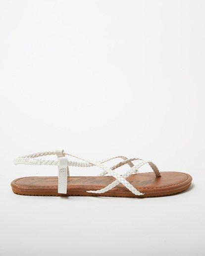 7 Crossing Over 3 Sandals White 6603815 Billabong