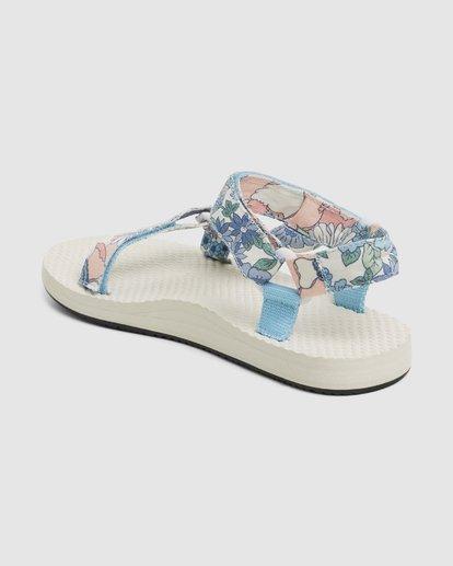 2 The Scrunchie Sandals Blue 6603821 Billabong