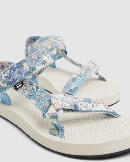 5 The Scrunchie Sandals Blue 6603821 Billabong