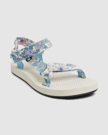 1 The Scrunchie Sandals Blue 6603821 Billabong