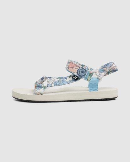 3 The Scrunchie Sandals Blue 6603821 Billabong