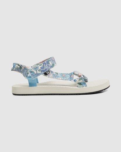 4 The Scrunchie Sandals Blue 6603821 Billabong
