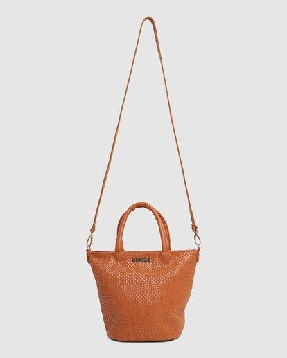 1 Brunchin Carry Bag Beige 6604111 Billabong