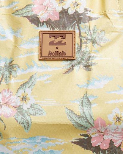 4 Nalu Beach Bag Yellow 6604123 Billabong